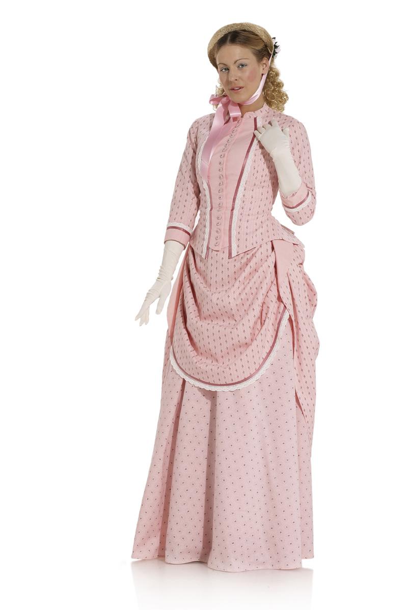 Burda Schnittmuster - Wilhelminisches Kleid, 18. Jahrhundert (7880 ...