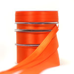 Satinband orange (3mm, 10mm, 25mm, 40mm)