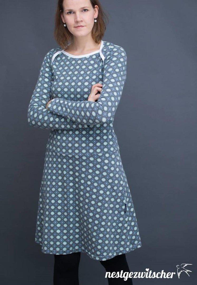 Schnittmuster Farbenmix Lady Ophelia Shirt und Kleid amerikanische ...