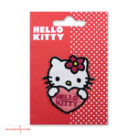 Applikation Hello Kitty Herz