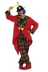 Burda Schnittmuster - Clown, Pinguin (Damen) (2415)