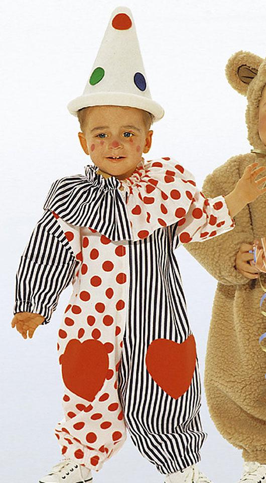 Burda Schnittmuster - Overall: Kostüm Bär & Clown (4946 ...