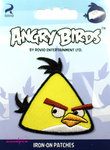 Applikation Angry Birds Gelber Vogel