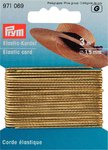 Prym Elastic-Kordel 1,5mm gold
