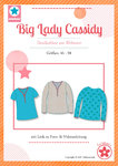 Schnittmuster Farbenmix Big Lady Cassidy Plus-Size-Tunika
