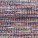 Boucle Rainbow Stripes